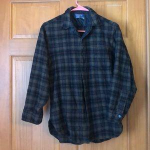 Vintage Pendleton wool shirt size xs